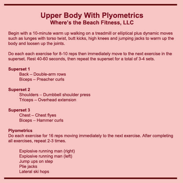Upper Body with Plo